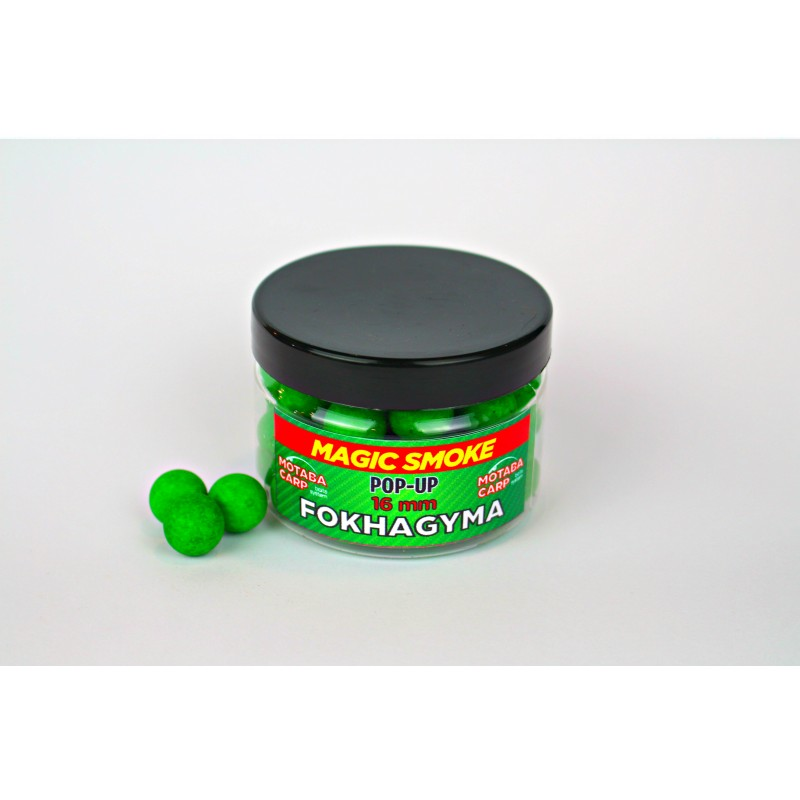 MotabaCarp Pop-up Smoke FOKHAGYMA 16 mm 60GR
